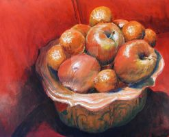 Apples and Oranges by moms245