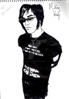 Mikey Way' by SparkalingCyanide