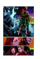 Aquaman Page 1 by 626Ghost