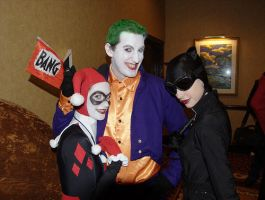 The Three Amigos - AllCon 2008 by TheRoguesofGotham