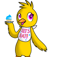 Chica The Chicken by That-Fancy-Galaxy