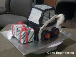 Skid loader cake 1 by cake-engineering