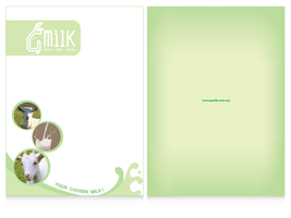 Gmilk Folder by Ejunmi