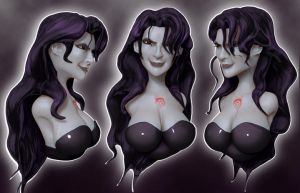 Lust Zbrush Speed Sculpt by iEvEtS