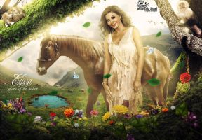 Queen Of The Nature Elissa + Steps by DARSHSASALOVE