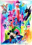 Disney Mania! by Lucky978
