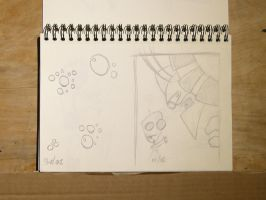 Sketches_Doodles_2015_8 by CiNiTriQs