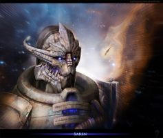 Saren by FirstKeeper