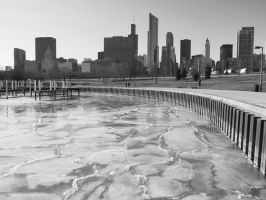 Frozen Chicago by RS-Kyra