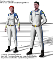 SLN Uniform Concepts by starfleet