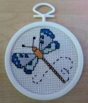 Dragonfly Stitch by cadillacphunque