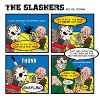 The Slashers 20 by crashdummie