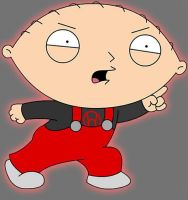 Red Lantern Stewie by Lord-Lycan