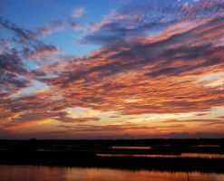 wrightsville sound sunset 6 by xthumbtakx