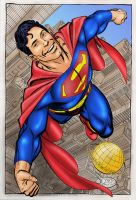 This is a job for... Superman by statman71
