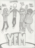 YFM Jump Around by love4puppi