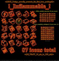 Inflammable by MMX-Design
