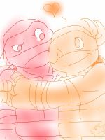 Huggies by Mikey by FrillyReptile
