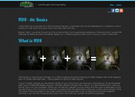 HDR - the Basics by wreck-photography