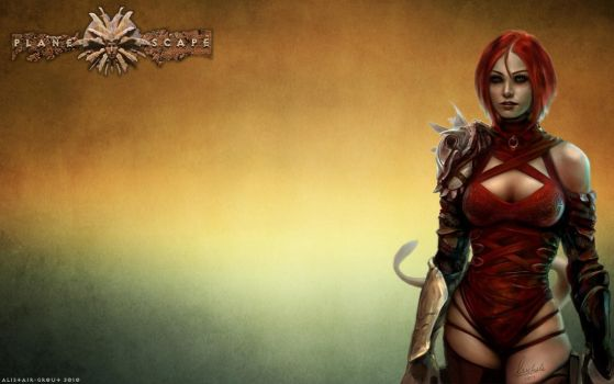 PST: Annah wallpaper by Alistair-Grout
