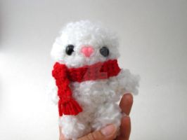 Little Yeti by MoonYen