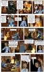 Avatar: Bringing Out the Blue Fancomic page 10 by aileri