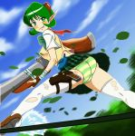 Saria sunset overdrive by chacrawarrior