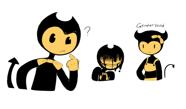 Bendy by LOLWhoopie