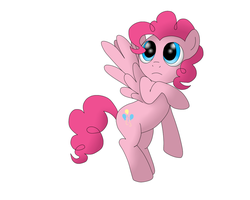 Pegasi Pinkie by gummy72