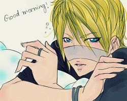 Good Morning by ShiroiGarazu