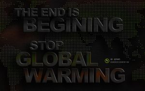 STOP GLOBAL WARMING by logonsuresh