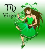 "Virgo ""The Virgin"" by dranzerlei"
