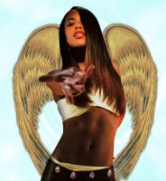 Aaliyah Angel by Skibop