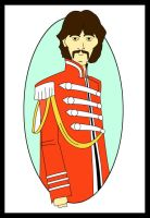 The Beatle: George Harrison by Nubob