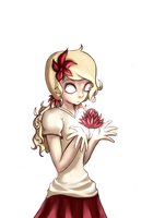 [Don't Starve] Wendy by stigmata5