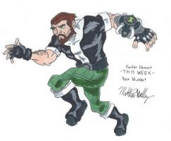 Ben 10,000 (30 Years Old) by Supersketch1220