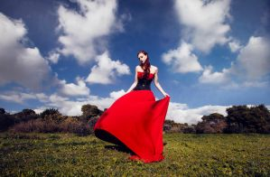Mary De Lis Red 18 by MaryDeLis