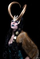 Lady Loki by SNTP