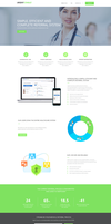 One Page Urgentl Consult V2 by degraphic