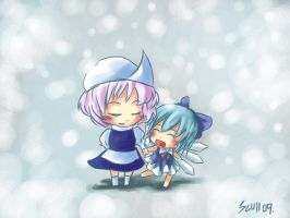 Touhou: Play with me by MARKCW