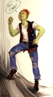 Roger Klotz Revisited by happychild