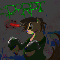 The Art Pony Named Dordt by DordtChild