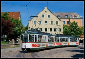 Welcome to Augsburg by TramwayPhotography