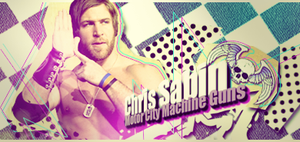 Chris Sabin Tag by TattyDesigns
