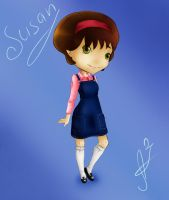 Susan chibi by Miss-Alex-Aphey