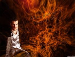 Burning up with Desire by CABARETdelDIAVOLO