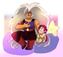 Story time with Jasper by Metros2soul