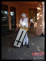 Allen Walker Crown Clown by darkphantomhive