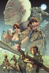 Metal Gear Solid with Cafaro by Ross-A-Campbell