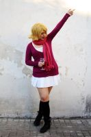 Roxy Lalonde - 2 party by MerBK201